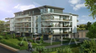 Appartement de 4.5 pces au rez-de-chaussée dans une nouvelle promotion proche du centre-ville