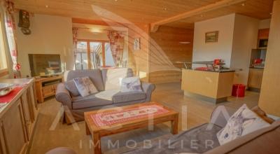 Splendide attique en duplex de haut standing au coeur de Haute-Nendaz